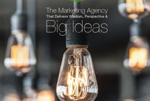 Big Ideas / The marketing agency that delivers wisdom, perspective & big ideas.
