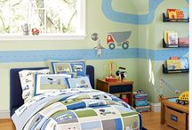 Ollie's Bedroom/Kids playroom
