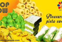 Delicious Sweets - MM Mithaiwala