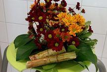 Portfolio bloemwerk klas 4