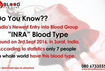 #INRA - The New & Rare Blood Group