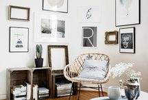 W A L L  A R T / Wall art inspiration
