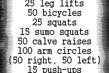 Workouts and Fitness / All things workout and fitness. Mostly circuits and at home workouts.