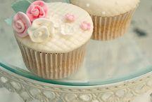 Kuppikakut ja muffinssit - Cupcakes and muffins