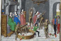 Medieval carnival