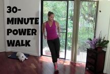 ndoor Walking Exercise - Full Length 30-Minute Power