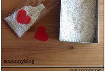 Rice/Petals/confetti