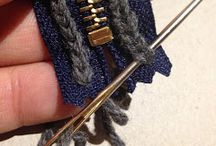 Best zipper into knits tutorial / by Nelsonya Graves