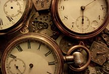 Clocks / by Kris Moulaison