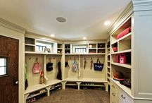 Mudrooms / A collection of new and renovated mudrooms