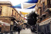 Południowa Nikozja, Cypr/South Nicosia, Cyprus / Nicosia is a capital of Republic of Cyprus/Nikozja jest stolicą Republiki Cypru