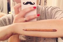 Pencil tattoo ideas