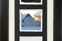 Wall Art ideas with RRC photos / Just had a recent Rural Route Creations family, senior or engagement session? Organize your lifestyle photos in your office, along your hallway or anywhere else in your house! Or gift to a special family member to do the same in their house.