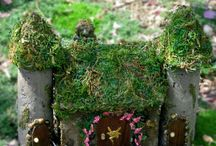 Miniature Fairy Garden Accessories / A collection of miniature fairy garden accessories from Enchanted Gardens.
