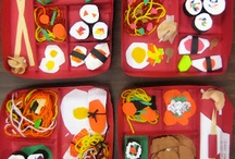 Food art projects
