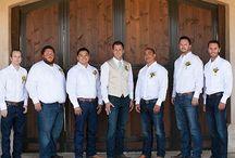 boys for wedding