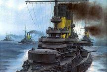 Squadron - sea