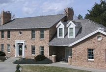 Rustic Slate Roofs / Rustic Slate Roofing can add texture and life to many different styles and home designs.  Bartile has multiple options on its Slate profiles to create the look you desire
