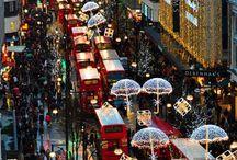 LONDON, UK / by Tameeka Raines