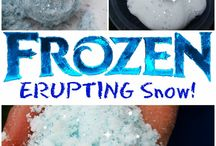 Frozen / by Donna Beavers