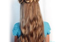 Prom Homecoming School Dances Hairstyles