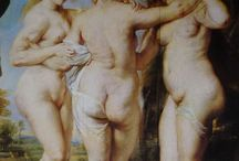 Baroque and Renaissance / The best od paintings