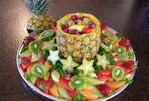 Fruit trays / by Cheri Olivas
