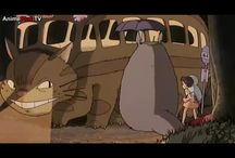 Anime / My neighbour totoro