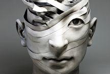 sculpture, 3D