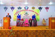 Information about Best Cadet Colleges in Pakistan Fateh Jang