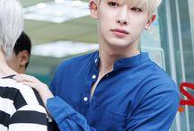 Wonho <3 <3 <3