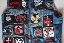 Heavy Metal Battle Vests
