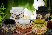 Aromalamps / Our range of aromalamps that you can find in our store.
