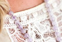 Peace Mala / Mala bead necklaces for meditation and crystal healing | Meditation for beginners | crystals and stones | inspired by: reading in a quiet space filled with flowers