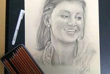 Moje Szkice i Rysunki  (My sketches and drawings ) / Witam przedstawiam Wam moje szkice, wzory na Tatoo i rysunki przeze mnie wykonane   Hi, I present to you my sketches , models and drawings on Tatoo I made