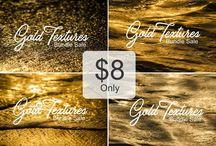 Gold texture