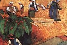 Artist - Paul Gauguin