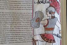 2 Timothy Bible Journaling