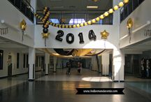 Graduation / Graduation Balloon Decor Inspiration