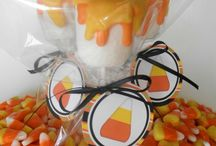 Candy Corn Lovn' / by Tausha Petrie