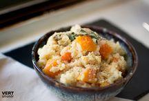 Pâtes - Riz -Quinoa...