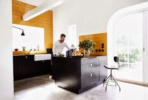 Kitchens / Kitchens to be inspired and to die for.
