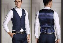 pánske vesty ku oblekom