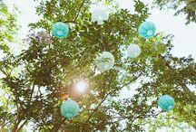 Outdoor wedding reception / Outdoor Portland wedding venue in the heart of the city! weddingsatcrystalsprings.com
