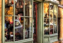 Shop Fronts & Window Dressing
