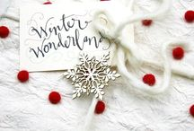 Christmas - Red and White / by Jacqueline Griffin