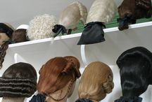 Historic wigs and hairsryles