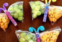 Toddler Food Craft