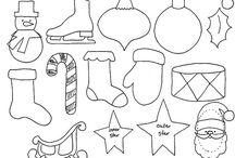 Kids - Christmas Ornaments