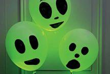 Halloween Holmly / Tips og ideer til Halloween festen på Holmly!
